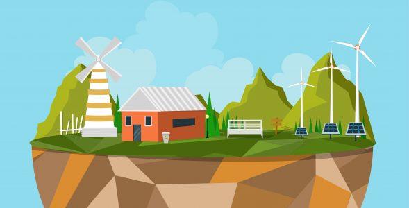 """Electricité de demain; et si la production l""""hyper-locale"""" était la réponse?"""